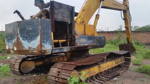 excavadora komatsu pc220 lc-3
