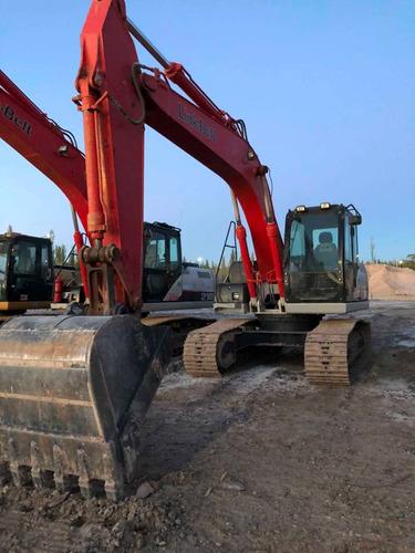 excavadora link-belt 160 año 2014
