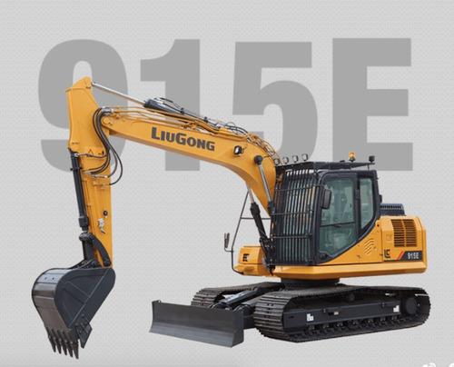 excavadora liugong 915