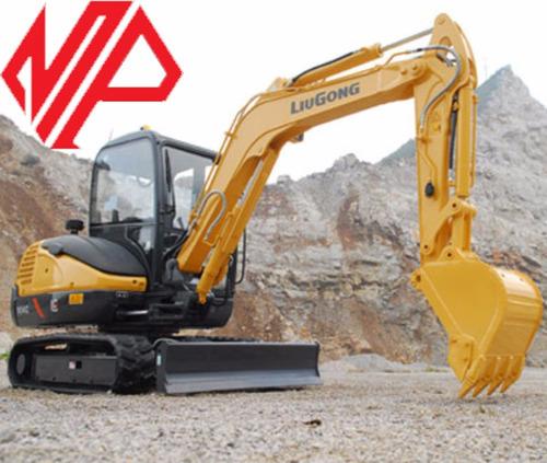 excavadora liugong clg904, balde 0,11 m3, motor 36 hp, a/c