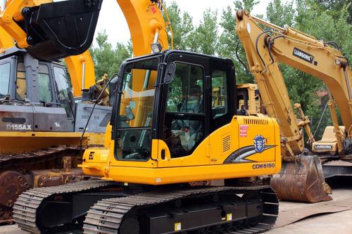 excavadora lonking cdm6150 motor cummins! precio anticipo!