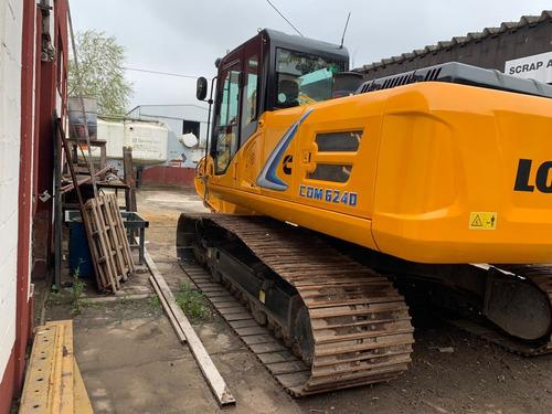 excavadora lonking cdm6240 22 tn usada año 2017 500 hs !!!!!