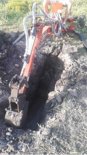 excavadora mantis