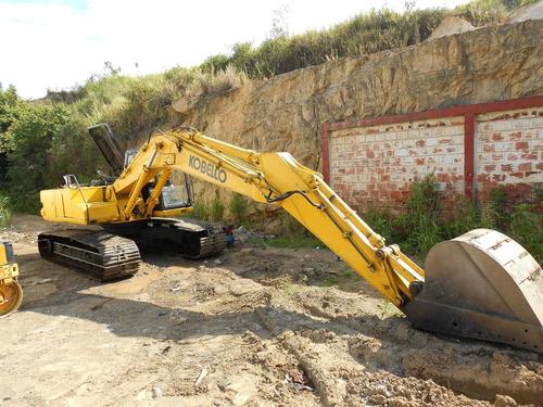 excavadora   oruga   kobelco  sk  200 lc marck  iv