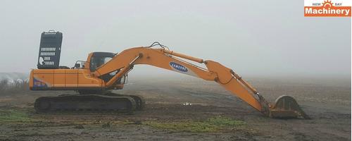 excavadora samsung 210 lc3 (id461)