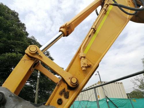 excavadora sk 350 usada kobelco