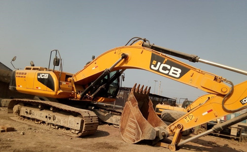 excavadora sobre orugas