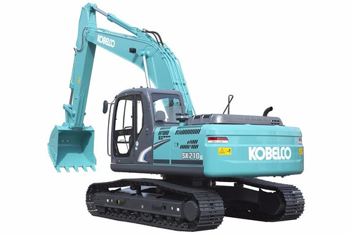 excavadora sobre orugas kobelco sk210lc-10 origen japon