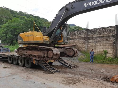 excavadora volvo ec290blc