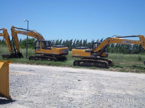 excavadora xcmg brasil financiacion propia contado