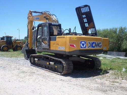 excavadora xcmg brasil xe 215 br mejor contado