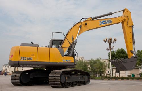 excavadora xcmg xe 215c 0.91m3 financiada multicars
