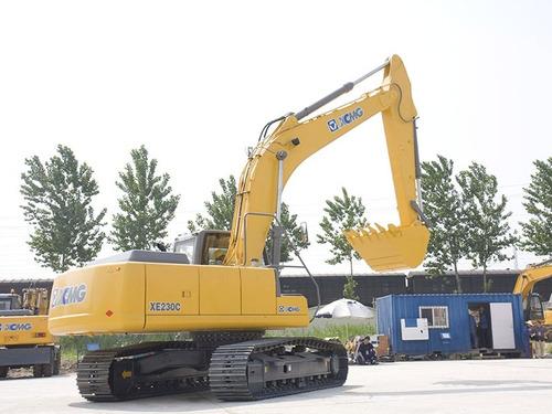 excavadora xcmg xe230c