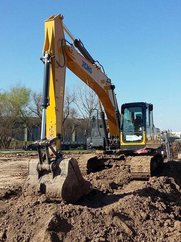 excavadora xe215 br inmediata financiacion propia