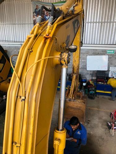 excavadoras 312c caterpillar 2006 6000hrs importada