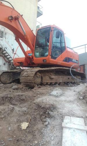 excavadoras doosan 225 año 2007 y 2008 muy buenas
