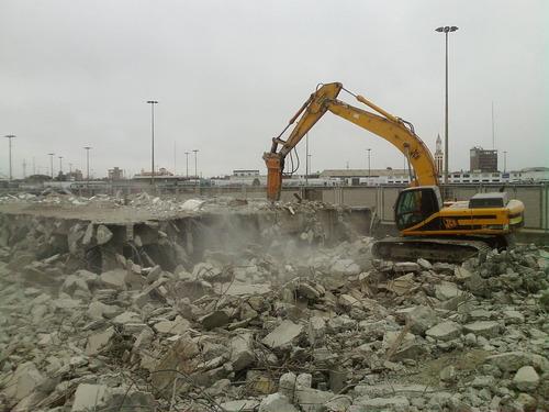 excavadoras en alquiler