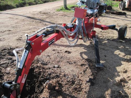 excavadoras mini retro con enganche para vehiculos