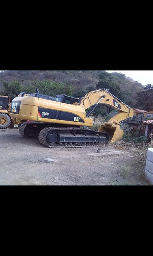 excavadoras y retroexcavadoras