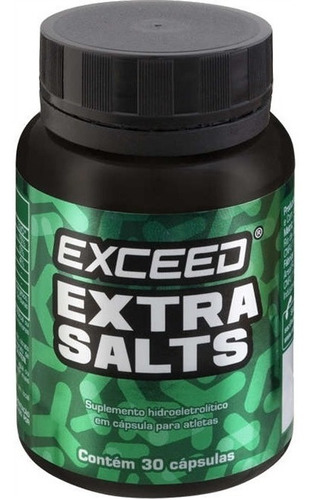 exceed extra salts (30 caps) - exceed