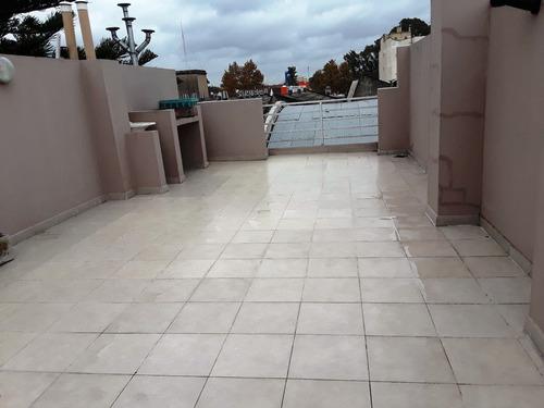 excel. 2 amb.+ terraza con parrilla + bajas exp.- apto credi