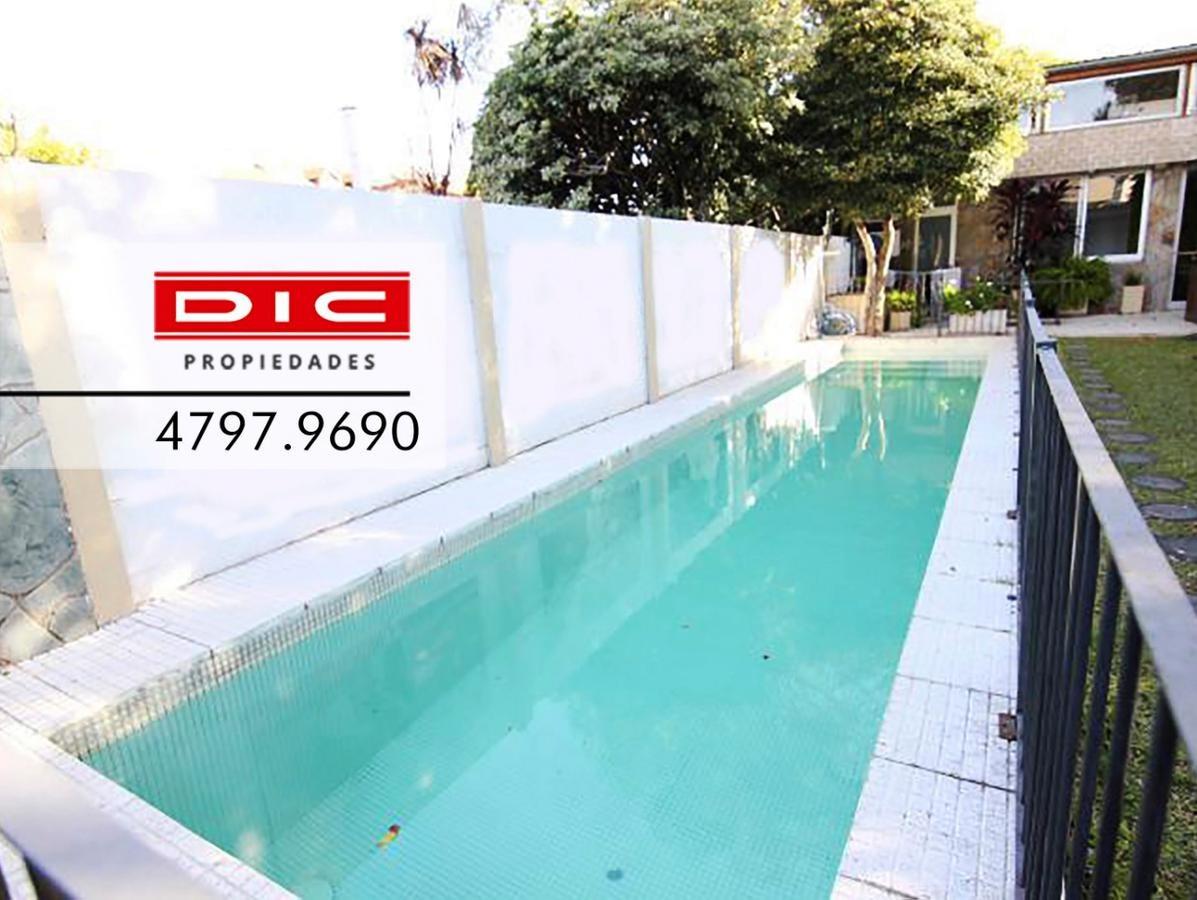 excel chalet 5 amb c/piscina- v.lopez-vias/maipu
