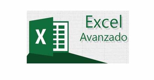 excel y access trabajos, nivel básico a avanzado (macros)