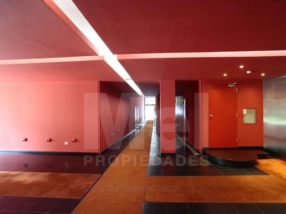 excelente 2 ambientes en edificio con amenities