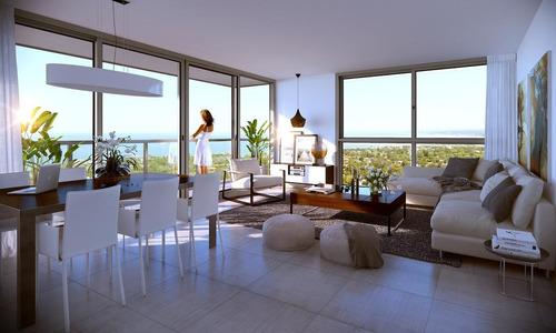 excelente 2 ambientes en la exclusiva torre gaudí - venta de pozo