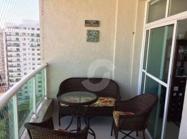 excelente 2 quartos com suíte e varanda em santa rosa - ap5428