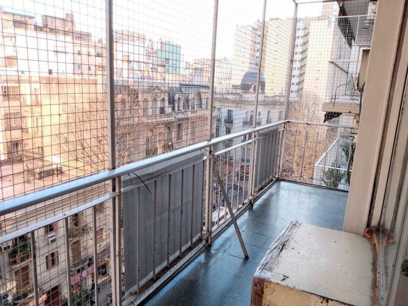 excelente 3 amb c/dep al frente balcon cochera barrio norte