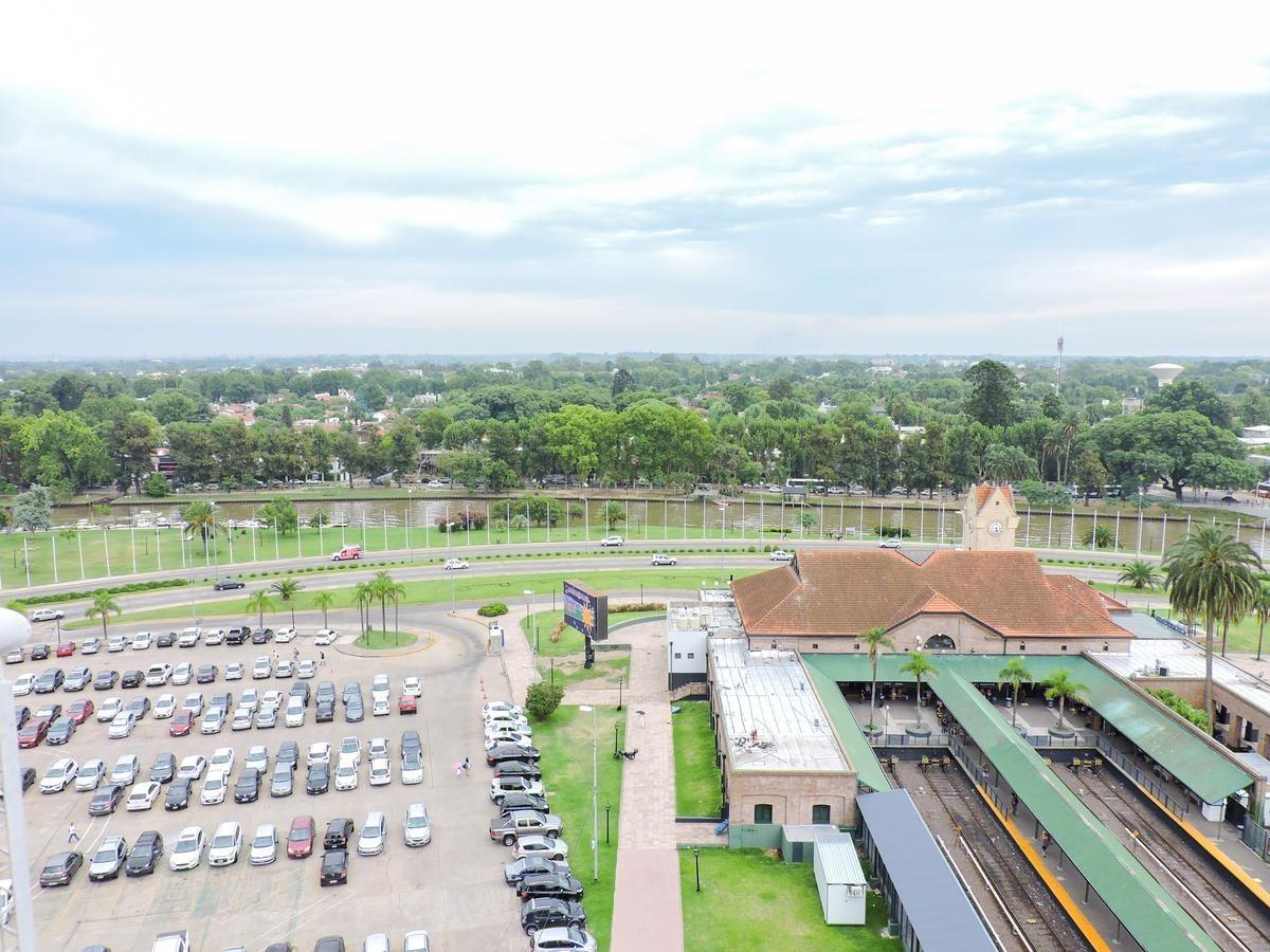 excelente 3 ambientes en tigre - amenities - vista al rio tigre