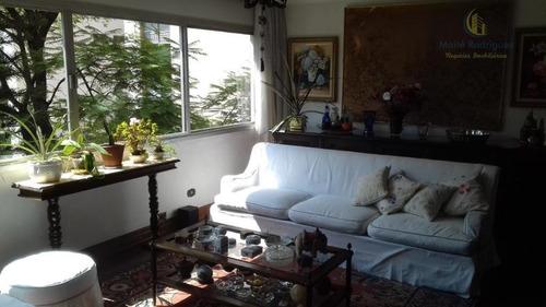 excelente 4 dormitórios em ponto nobre, muito verde, próximo a tudo - ap2108