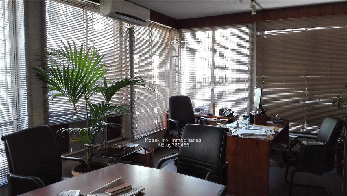 excelente amplia e iluminada oficina proximo al puerto
