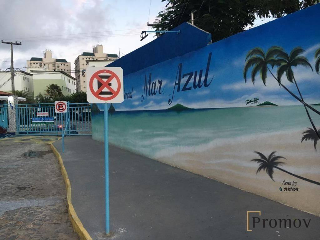 excelente ap. no cond. mar azul - farolândia - aracaju/se - ap0594