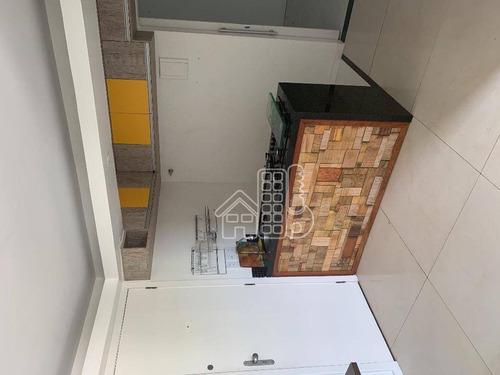 excelente apart entrada de itacoatiara - ap2646