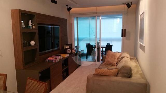 excelente apartamento - 1ª quadra - 3 qtos com 123,89 m² - ap1381