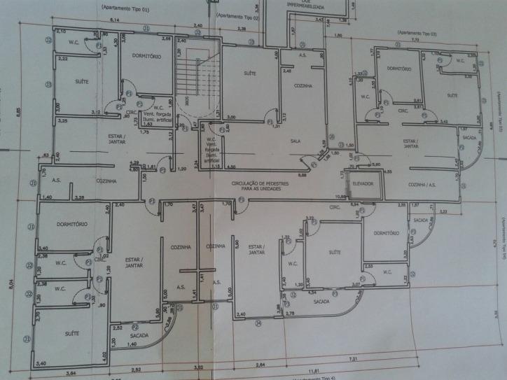 excelente apartamento  - 1113
