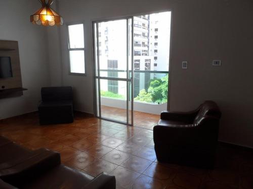 excelente apartamento 2 dormitórios com dependência - pitangueiras - guarujá - ap1151