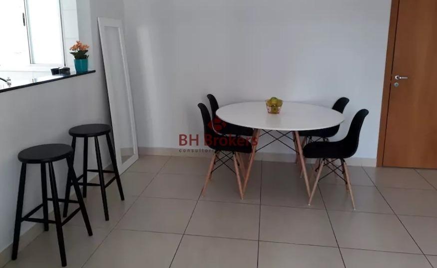excelente apartamento 2 no centro - 14055