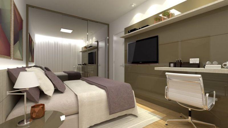 excelente apartamento 2 quartos, 1 suíte no sagrada família - 930