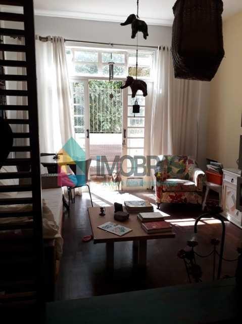excelente apartamento 2 quartos em santa tereza com área externa exclusiva do apartamento - boap20504