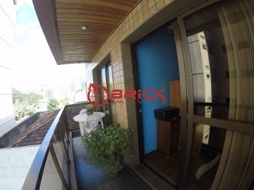 excelente apartamento 2 quartos mais dependência na principal avenida de teresópolis. - ap00626 - 32679498