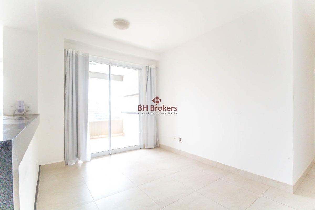 excelente apartamento 2 quartos no edifício nouveau - 17259