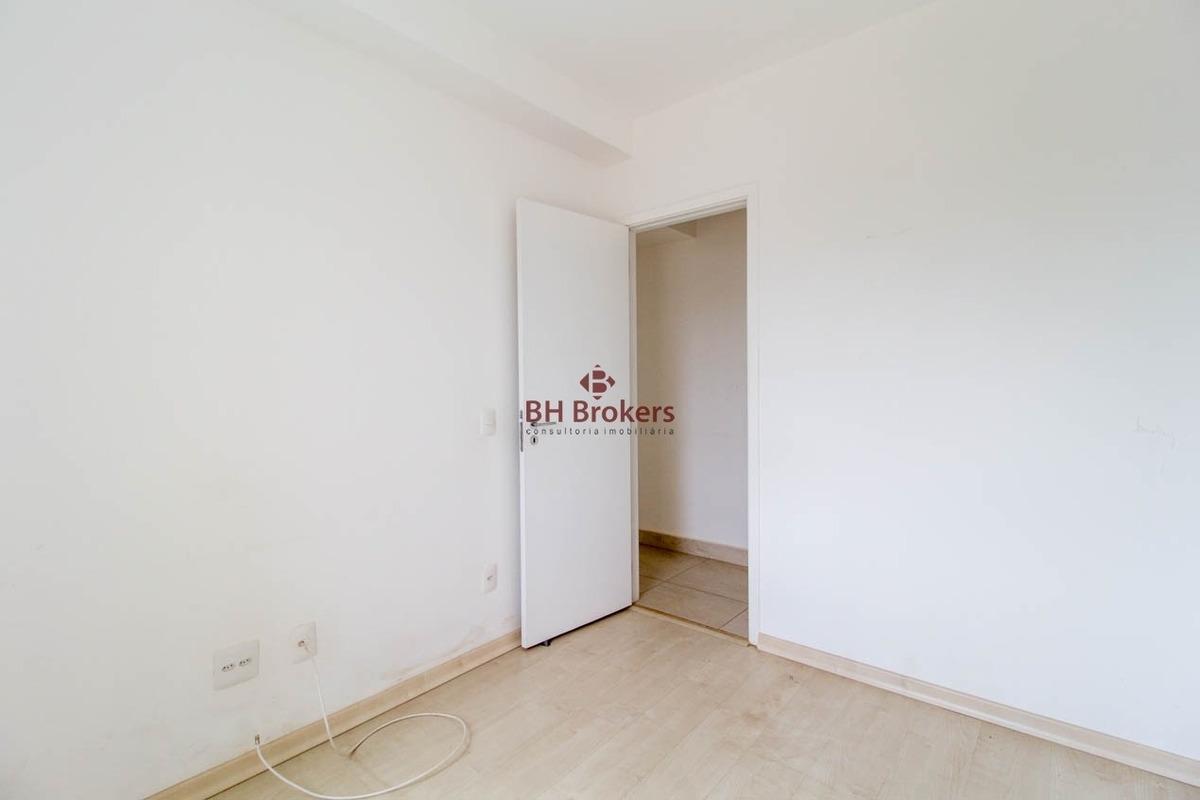 excelente apartamento 2 quartos no edifício nouveau - 18976