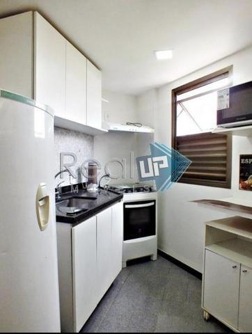 excelente apartamento 2 quartos no leblon. - 19085