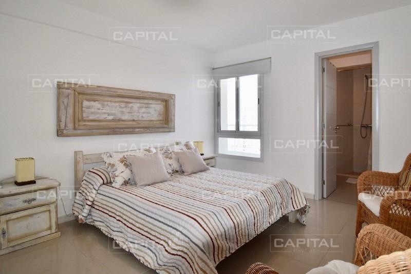 excelente apartamento 3 dorm. - punta del este -ref:26749