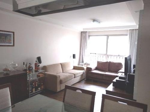 excelente apartamento 3 dorms - jaguaré - elaine 78329