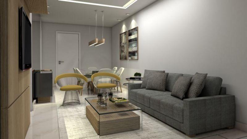 excelente apartamento 3 quartos no sagrada família - 933