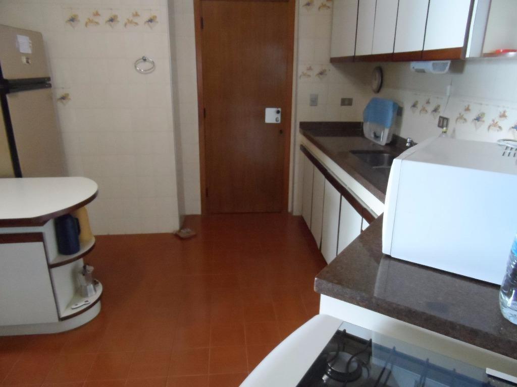 excelente apartamento 3 suítes beira mar com linda vista - astúrias - guarujá - ap1004